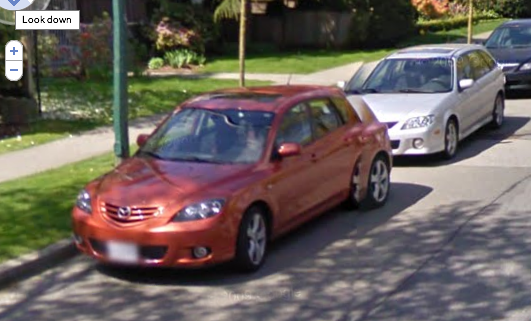 Google Street View found my house